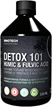 Innotech Nutrition Detox 101 with Humic and Fulvic Acid, 500ml, Acai Green Tea