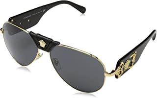 9201977c8257 Amazon.com  Versace - Sunglasses   Sunglasses   Eyewear Accessories ...