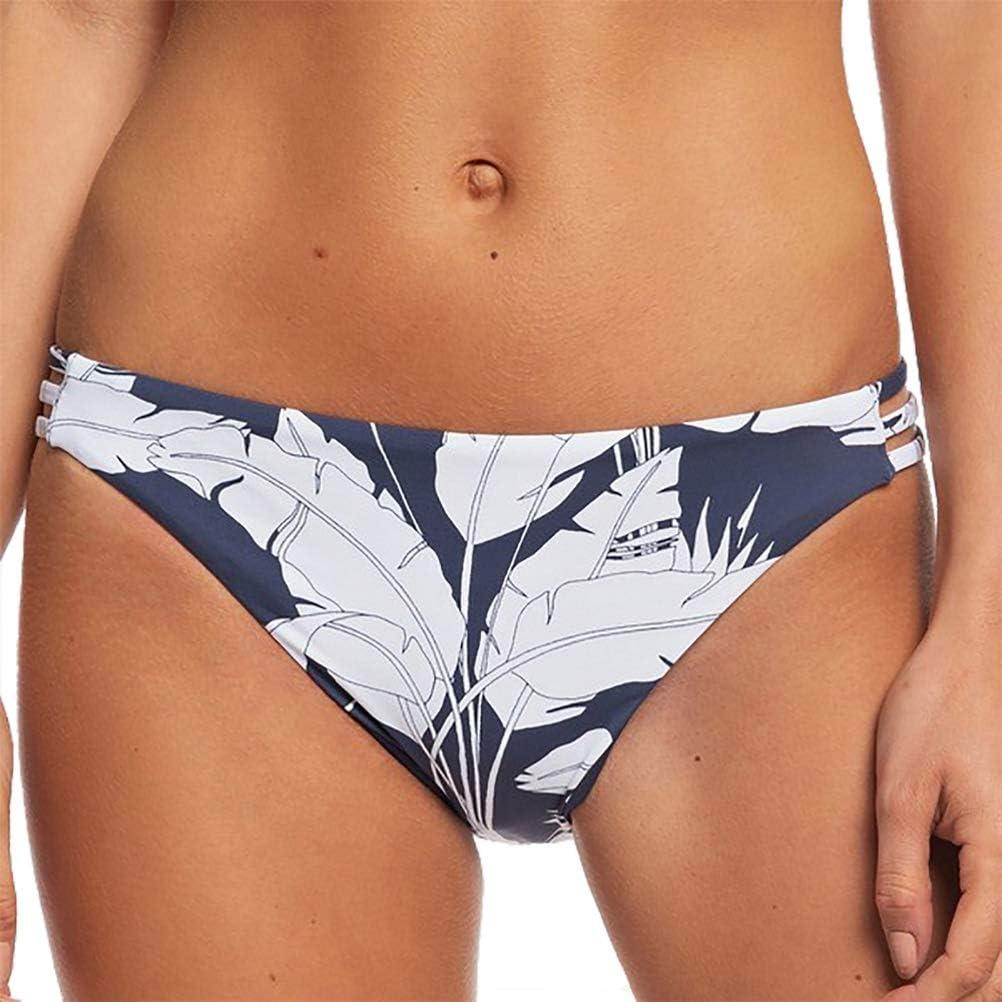 Roxy Women's Printed Beach Classics Full Bikini Bottom