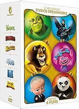 Le Meilleur des Studios DreamWorks : Shrek + Dragons + Madagascar + Les Trolls + Baby Boss + Kung Fu Panda