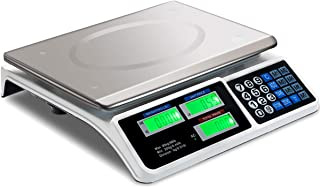 Giantex Digital Weight Scale Price Computing Retail Food Meat Scales Count Scale 66lbs