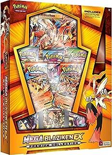 Beckett Publications Pokemon TCG Mega Blaziken EX Evolution Premium Collection Box Sealed