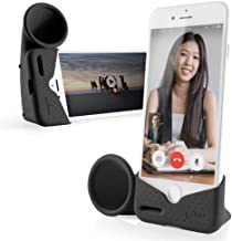 Bone Acoustic Sound Amplifier Phone Stand Audio Dock Portable Speaker Desktop Cradle for..