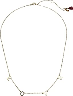 SHASHI - Love Necklace