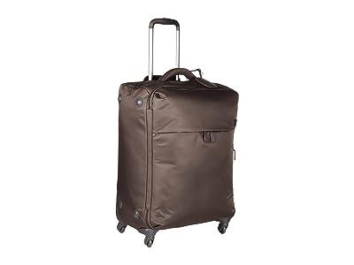 Lipault Paris Original Plume 25 Spinner (Anthracite Grey) Luggage