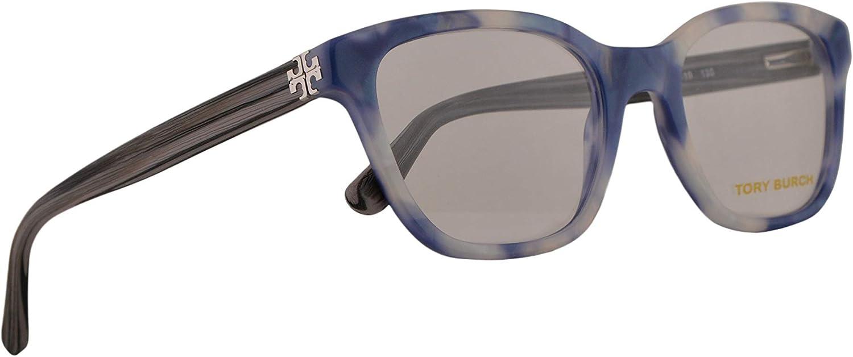 Tory Burch TY2073 Eyeglasses 5019135 bluee Moonstone w Demo Clear Lens 1652 TY 2073