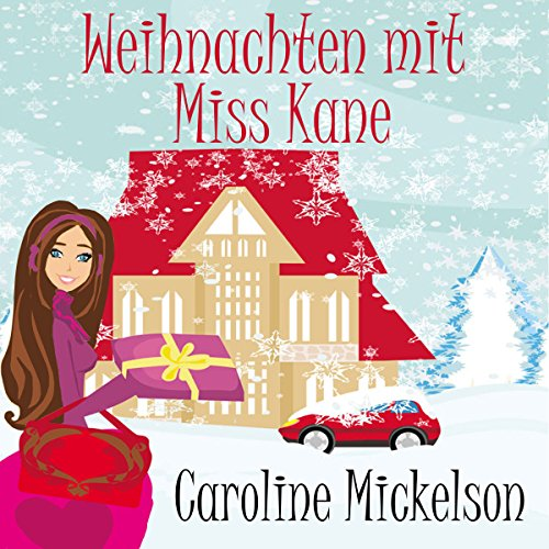 Weihnachten mit Miss Kane [Christmas with Miss Kane] audiobook cover art