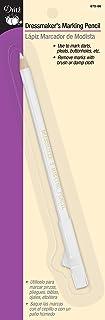 Dritz Dressmaker's Marking Pencil, Pink, blue, white