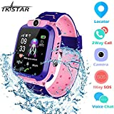 Smart Watch for Children,TKSTAR IP67 Waterproof Smart Watch Phone 2 Way Call LBS