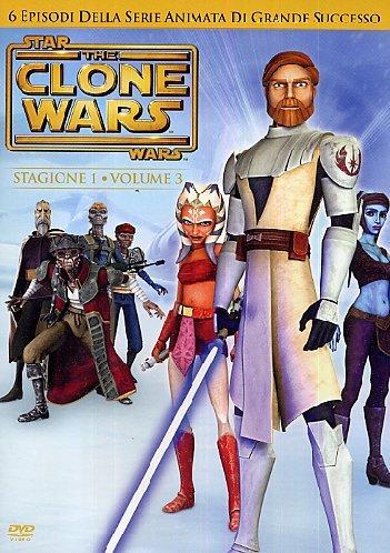 Star Wars - The Clone Wars Stg.1 Vol.3