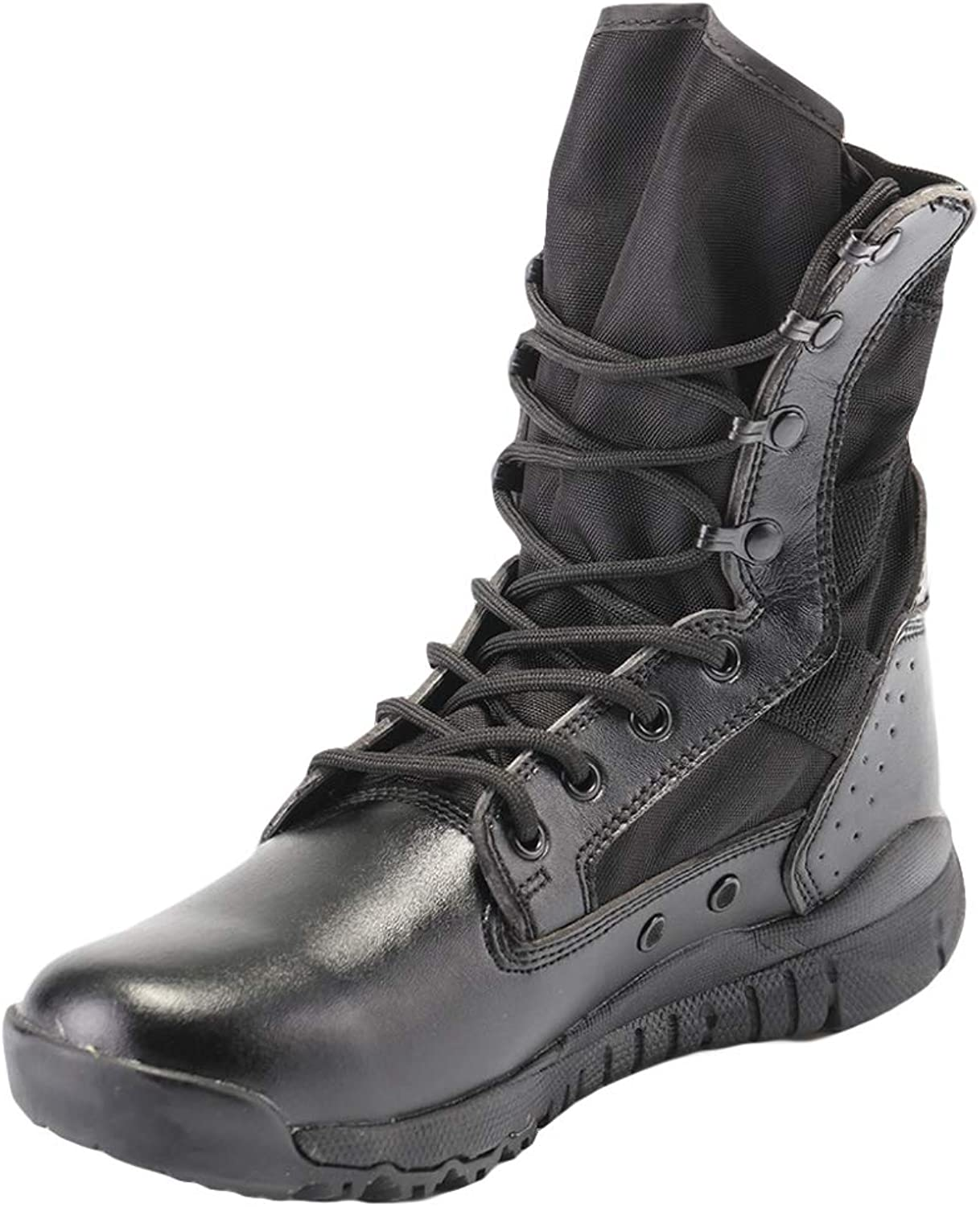 Boots Men's Martin Boots High-top Chukka Desert Combat shoes Snow Boots Hiking Work Boots Lace-up Boots