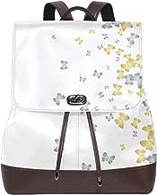 YCHY Custom Made Backpack Creative Butterfly Cloth Vip Texture On bag