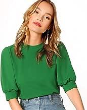 Best women's high neck blouse Reviews