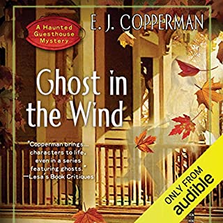 Ghost in the Wind cover art