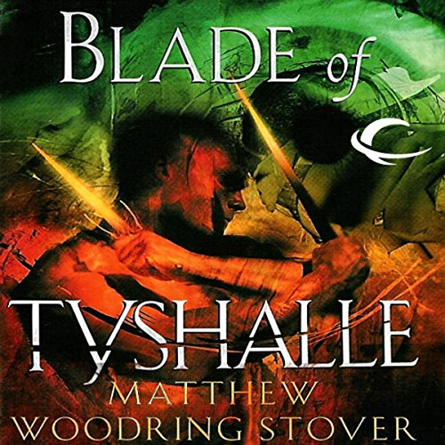Blade of Tyshalle cover art