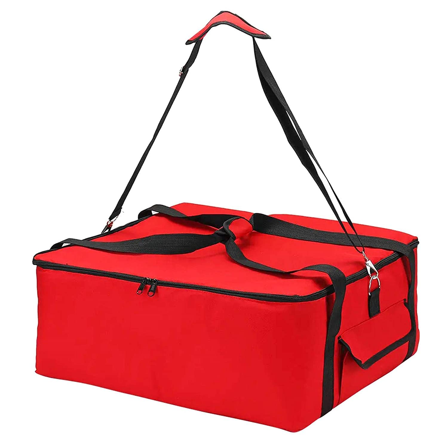 Insulated Luxury goods Pizza Popular brand in the world Delivery Bag 20inch Food P Foldaway