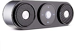 ZENBRE Z3 Bluetooth 4.0 ポータブルワイヤレススピーカー 10W低音强化ステレオベース【20時間連続再生、SDカード 、マイク搭載】(シルバー )