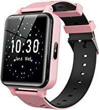 Smart Watch for Kids Girls Boys - Kids Smart Watch for 4-12 Years with Games Music Player Alarm Clock Camera Calculator Ca...