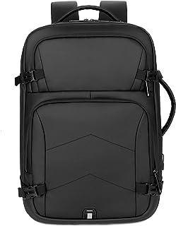 AiLoKoSo ビジネスリュック リュックサック バックパック 35L 大容量 防水 軽量 リュック メンズ 15.6インチ PC対応 USBポート付き 多機能 通勤 出張 通学 旅行 アウトドア 人気 3WAY