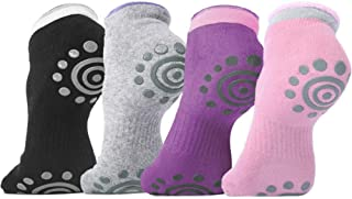 Best sticky yoga socks Reviews