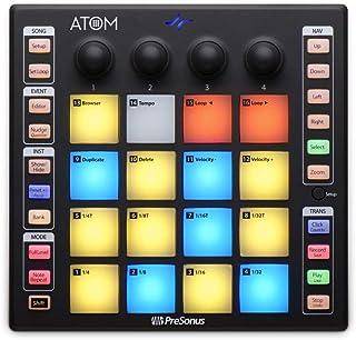 Controlador de pastillas de producción y rendimiento PreSonus ATOM
