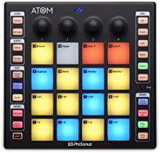 Best PreSonus ATOM Production and Performance Pad Controller with Studio One Artist Software Reviews