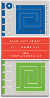 Frank Lloyd Wright 2-In-1 Game Set