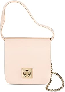Tevolio Women's Patent Leather Crossbody Handbag