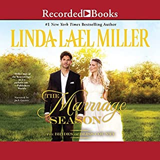 The Marriage Season audiobook cover art