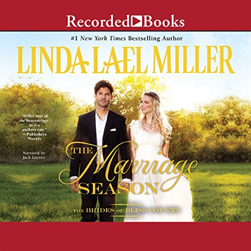 The Marriage Season audiobook cover art