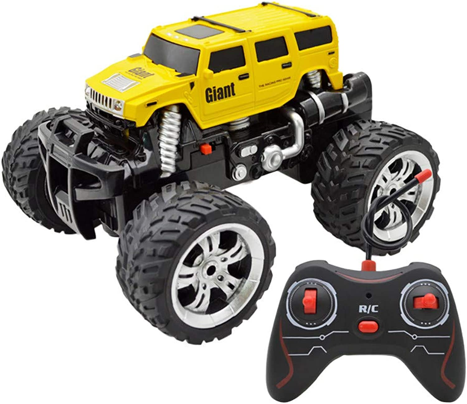 Generic RC Car Off-Road Vehicle Stunt Kid Remote Control Electric Toy 360 redating D