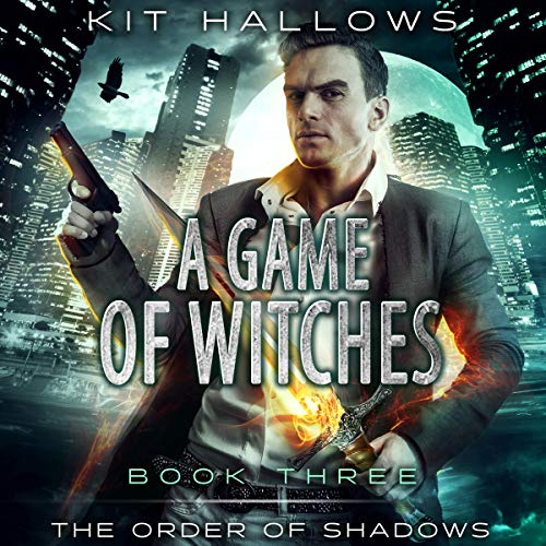 A Game of Witches: A Morgan Rook Supernatural Thriller Titelbild