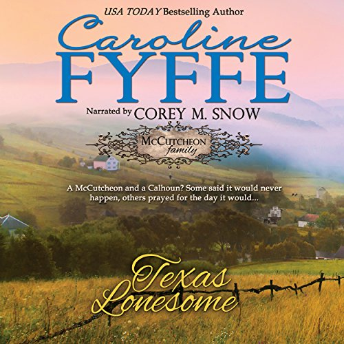 Texas Lonesome audiobook cover art