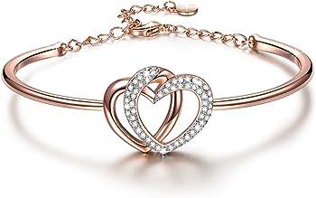 J.NINA Guardian of Love Women Christmas Bracelet