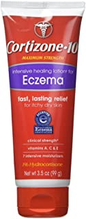 Cortizone 10 Intensive Healing Lotion Eczema, 3.5 Ounce (Pack of 1)