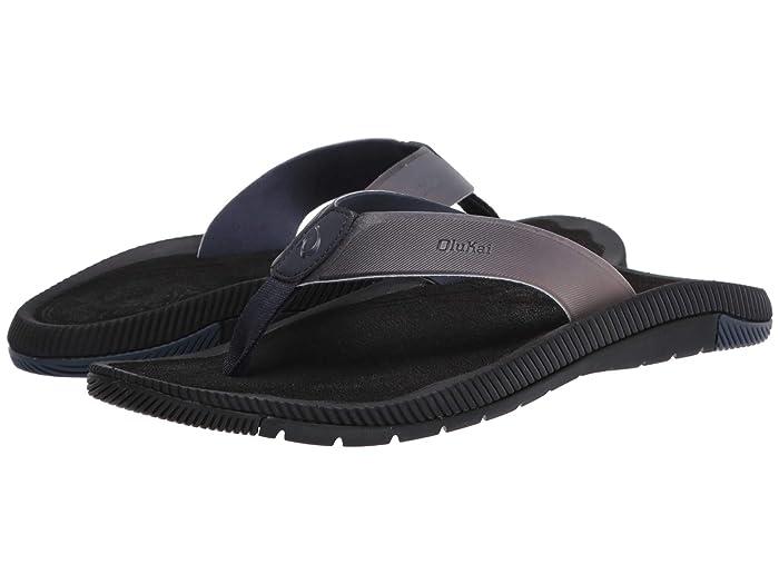 Welo  Shoes (Trench Blue/Black) Men's Sandals