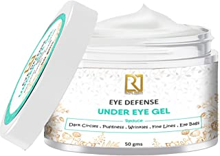 ROYAL NEEDS,Eye cream for dark circles for women and men, anti wrinkle and Puffy eyes, Best natural under eye gel 50gm