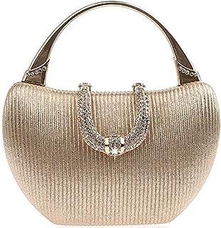 TOOGOO Summer Sequin Mobile Phone Bag Sweet Lady Fashion Handbags Portable Evening Bag Black