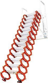 comprar comparacion Inicio Loft Escaleras retráctiles Colgante de pared Loft invisible Escalera abatible Bisagra La escalera plegable se puede...
