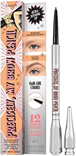 BENEFIT Precisely My Brow Pencil, Neutral Medium Brown, 0.08 gm
