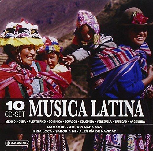 Musica Latina by Javier Solis (2007-08-28)