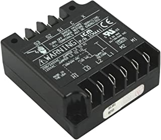 Din Rail Mount 9801224 50//60 Hz Unbalance and High//Low Voltage 190-480 VAC ICM Controls ICM409 Three-Phase Line Voltage Monitor Offering Protection Against Phase Loss//Reversal