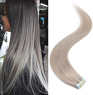 Best 22 inch tape in human hair extensions Reviews