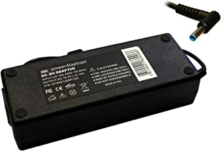 Power4Laptops Adaptador Fuente de alimentación portátil Cargador Compatible con HP Pavilion 15-ak003ns