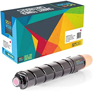 Do it Wiser Compatible Toner Cartridge Replacement for Canon GPR-31 ImageRunner C5030 C5035 C5235 C5240 C5235A (Magenta)