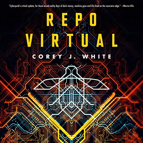 Repo Virtual Audiobook By Corey J. White cover art