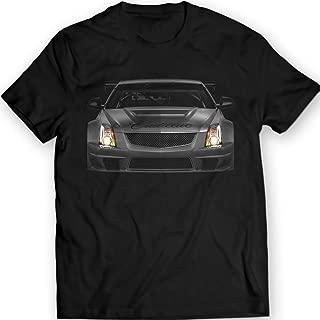 Fits 2009-2013 Cadillac CTS-V CTSV Ebony Floor Mats High-End Motorsports