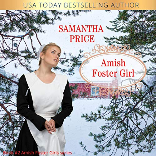 Amish Foster Girl: Amish Romance Titelbild