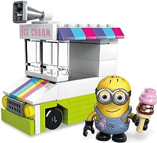 Mega Construx Despicable Me Ice Scream Truck Mini