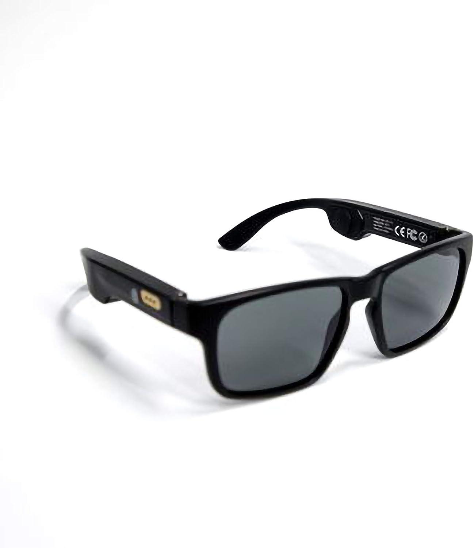 DUOYE Bone Conduction Smart Glasses, Sunglasses, Bluetooth Smart Call, High Battery Life, Long Battery Life, Sports, Music, Outdoor
